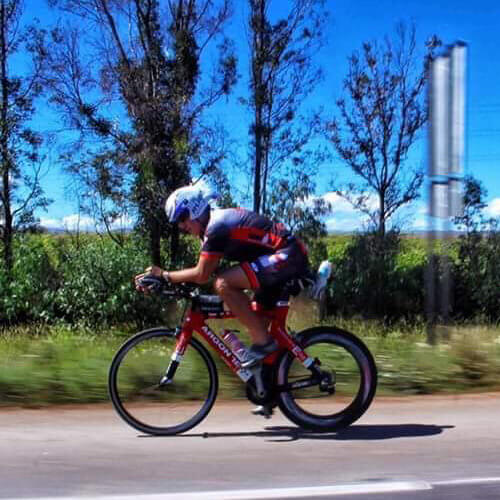 will roger  ultraman canada athlete
