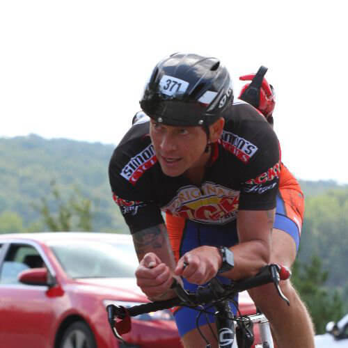 ismael franco ultraman canada athlete